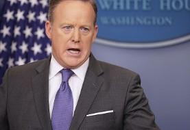 شان اسپایسر، سخنگوی کاخ سفید هم استعفا کرد