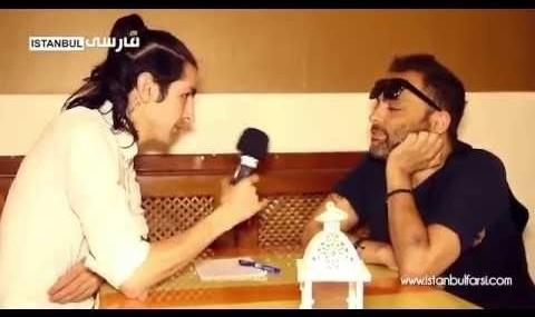 مصاحبه ی بدون تعارف جنجالی و غمناک شهرام کاشانی در مورد الکلی بودن ...