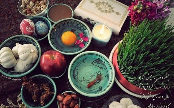 Nowruz 2016: The Persian New Year Festival, Music, Dance, Haft Seen and ..
