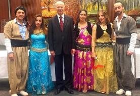 رضا مریدی، تنها وزیر ایرانیالاصل آمریکای شمالی به آینده ایرانیان مهاجر خوش بین است