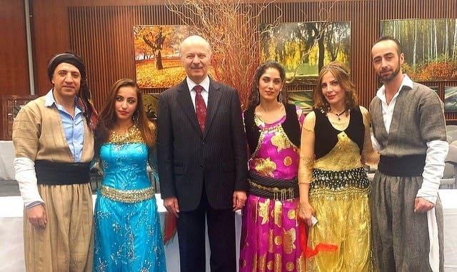 رضا مریدی، تنها وزیر ایرانیالاصل آمریکای شمالی به ...