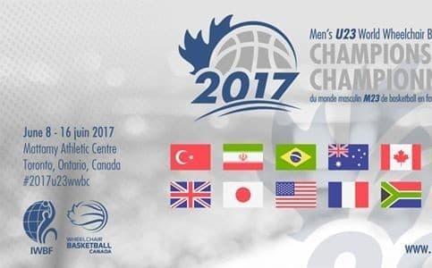 مسابقه ایران - کانادا، جام جهانی بسکتبال با ویلچر- زیر ۲۳ سال