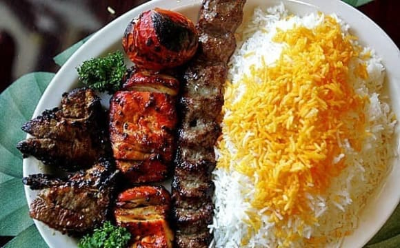 Kabob Night with Persian Cultural Society - PCS