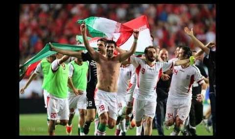 آهنگ رسمی تیم ملی فوتبال ایران در جام جهانی (ویدئو)