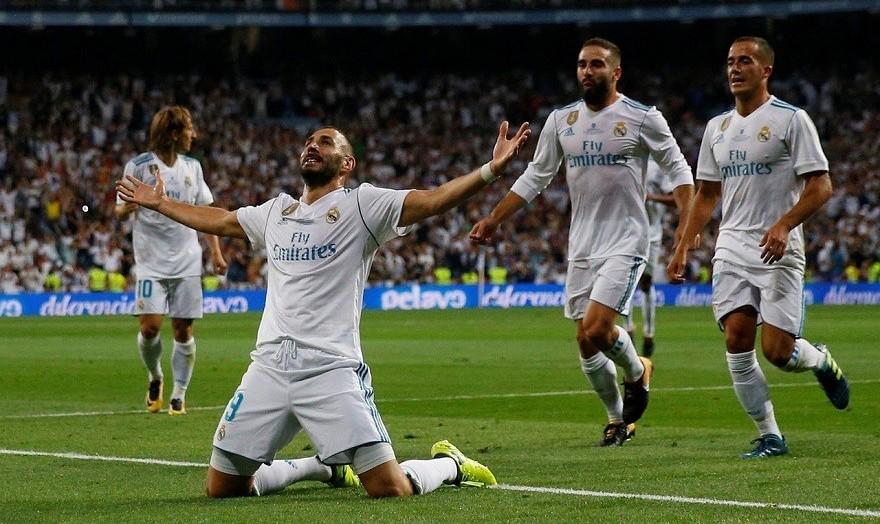 رئال مادرید با شکست بارسلونا قهرمان سوپر جام شد +فیلم