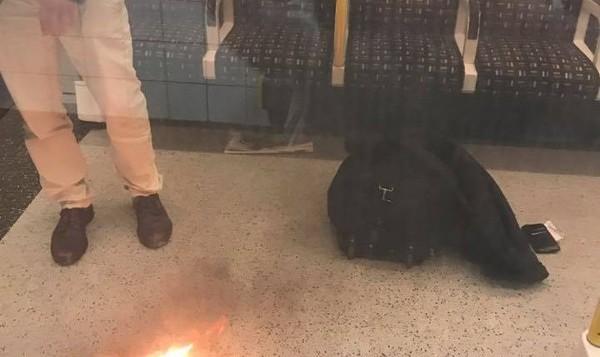 آتش گرفتن باطری موبایل در مترو لندن، ۵ زخمی در جریان وحشت و فرار مردم
