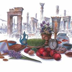 Nowruz Festival in Trafalgar Square