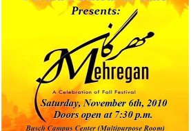 Rutgers University Persian Cultural Club Mehregan Party