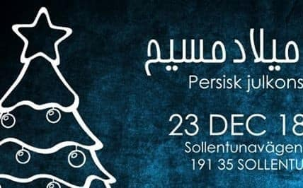 Persisk Julkonsert