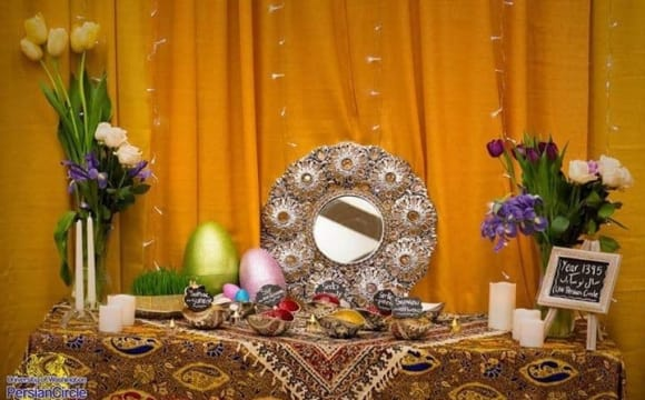 8th Annual Nowruz 2017 Celebration