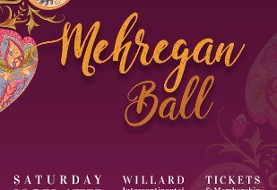 Inaugural Mehregan Ball: Persian Music, Dinner, and DJ/Dancing