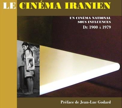 Javad Zeiny dédicace Le Cinéma Iranien