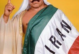 Iranian Iron Sheik angry at Olympics officials