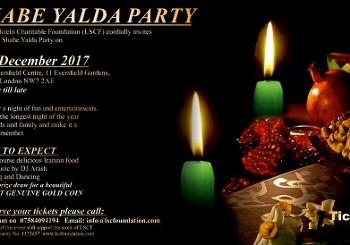 Yalda Night (Winter Solstice) ...