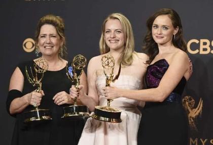 اهدای جوایز «امی»؛ شبی موفق برای زنان فعال در عرصه تلویزیون آمریکا