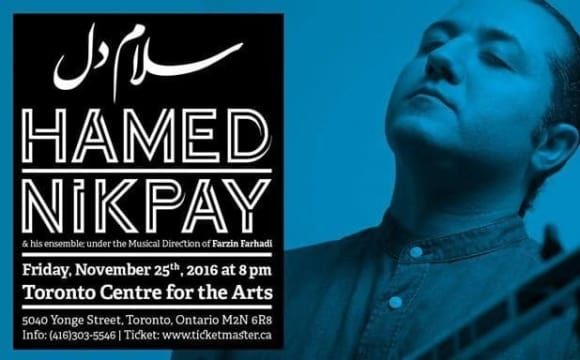 Hamed Nikpay Live in Toronto