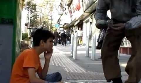 """ترانه """"اعتیاد"""" با تصاویر تکان دهنده (ویدئو)"""