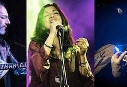 کنسرت موسقی عرفانی ایرانی گروه پژمان تدین