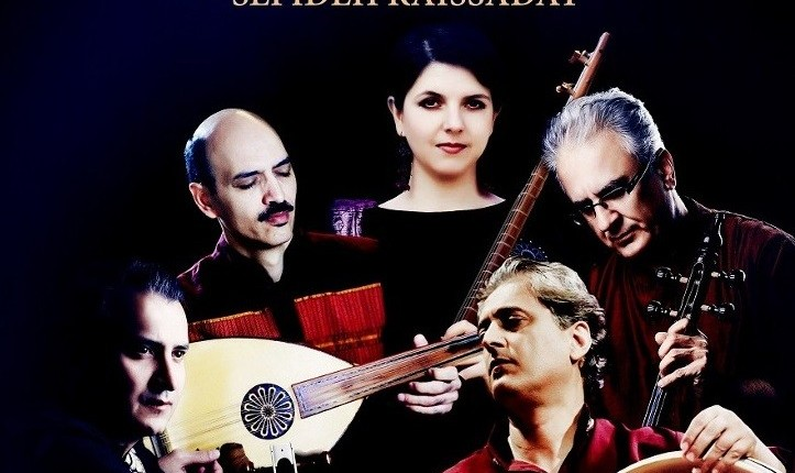 Rohab Ensemble Concert with Sepideh Raissadat