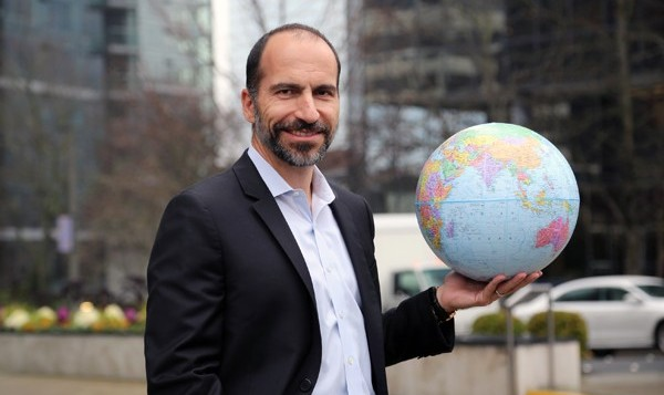 Who is Dara Khosrowshahi, the Iranian American CEO of Uber?