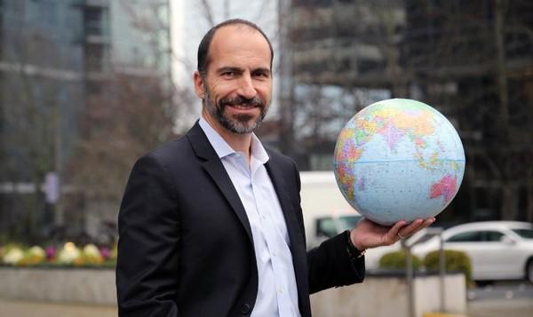 Who is Dara Khosrowshahi, the Iranian American CEO of Uber?