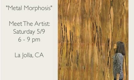 Meet the Artist: Solo Exhibition for Tara Mozafarian