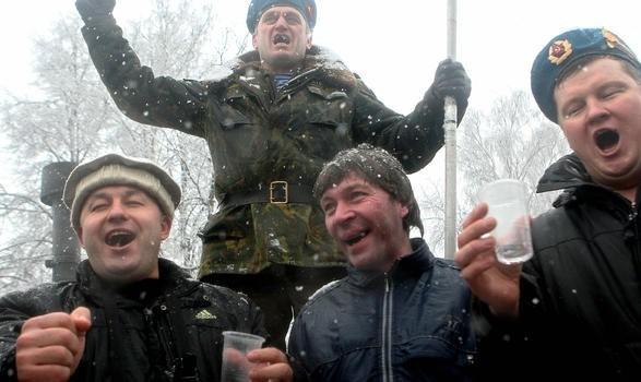 مردان روسی، اوکراین و بلاروس در جایگاه نخست مرگ ومیر در جهان! عامل اصلی: نوشابه های الکلی و استفاده از دخانیات