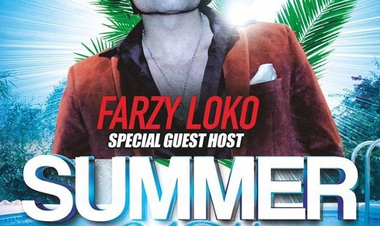 Portland Summer Bash with Special Guest Farzy Loko