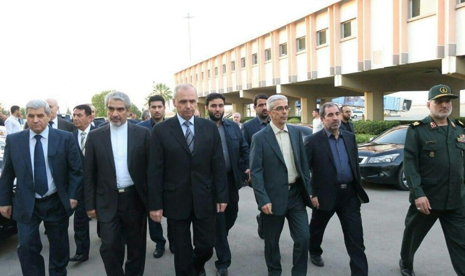 سفر مهم رئیس نیروهای مسلح ایران به سوریه