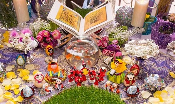 Nowruz Celebration at Fremont Library