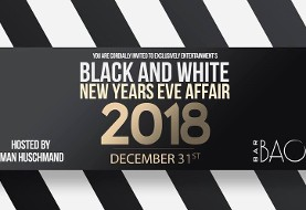 Black & White New Year's Eve Party