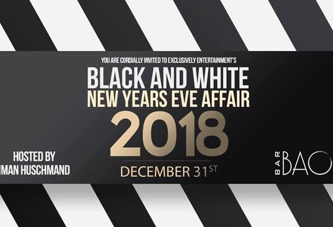 پارتی شب سال نو، سیاه پوشان و سپید پوشان