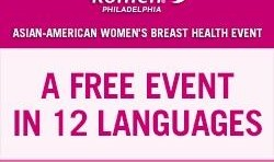 Asian-American Women's Breast Health Event 2014