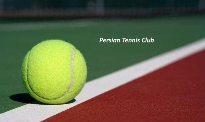 Persian Tennis Club: Menlo College Courts Atherton