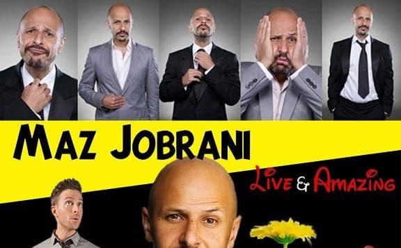 Maz Jobrani, Live & Amazing in Las Vegas