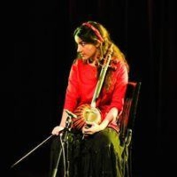 اجرای موسیقی سنتی ایرانی آناهیتا عباسی