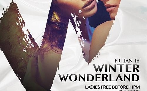 Winter Wonderland: DJ Borhan Birthday Bash