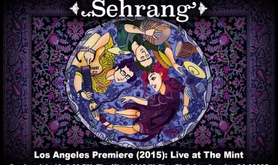 Sehrang Music Group live in concert at Los Angeles