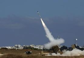 باز اسرائیل یک سامانه پدافند هوایی ارتش سوریه را منهدم کرد
