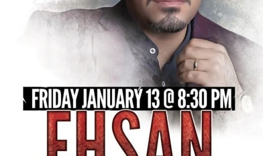 Ehsan Khajeh Amiri Concert, Live in Chicago