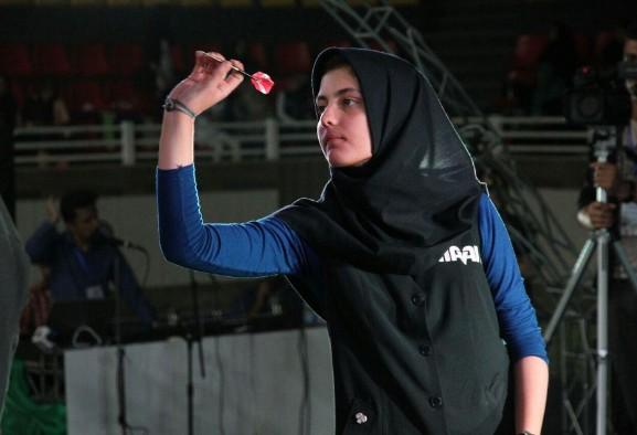 دختران ایرانی عالی هدف میگیرند! برای اولین بار در ...