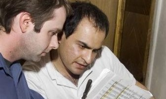 "Mehdi Hosseini's Concerto for ""Baluch"" in Saint-Petersburg:"