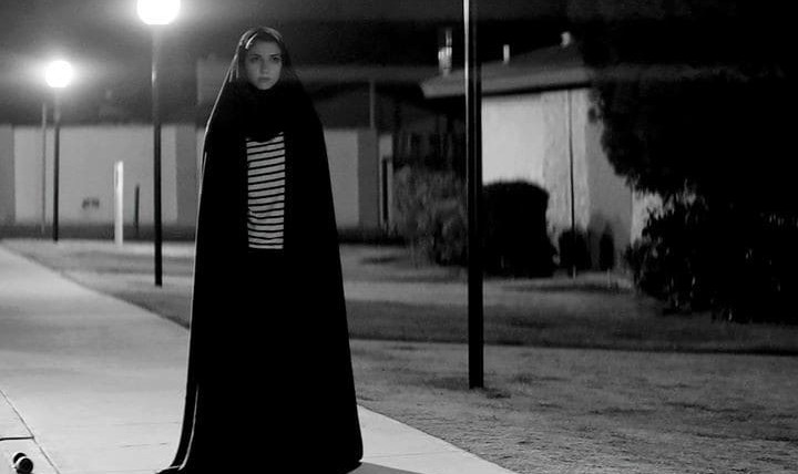 Ana Lily Amirpour's A Girl Walks Home Alone at Night, Iranian Dinner and Free Outdoor Movie
