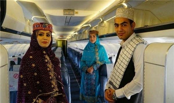 خلبان و خدمه پرواز در ایران به خاطر پرواز به موقع تنبیه شدند!