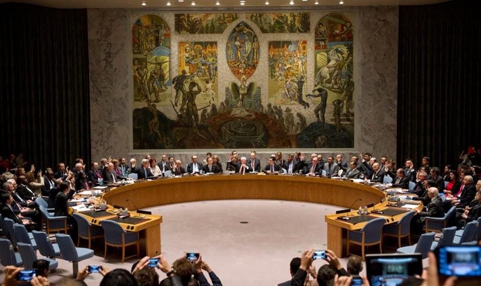 شورای امنیت سازمان ملل با همه پرسی کردستان عراق مخالفت کرد