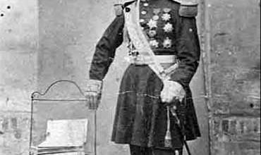 عکس اولین شهردار تهران: میرزا عباس خان مهندس باشی