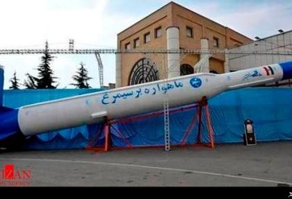 ایران در آستانه پرتاب آزمایشی یک ماهوارهبر به فضا است