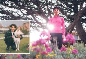 Iranian-born former crossdresser in California's Big Sur