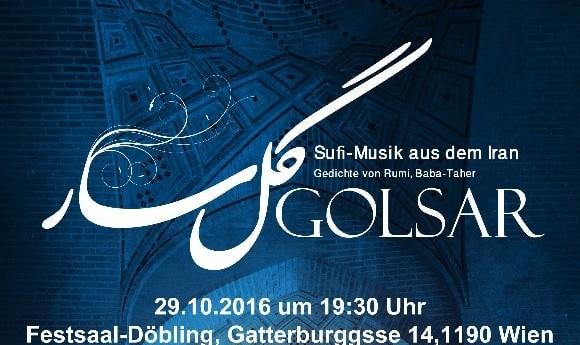 Sufi-Musik aus dem Iran: Golsar