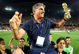 IFFHS lists Queiroz as one of the world's top 7 coaches